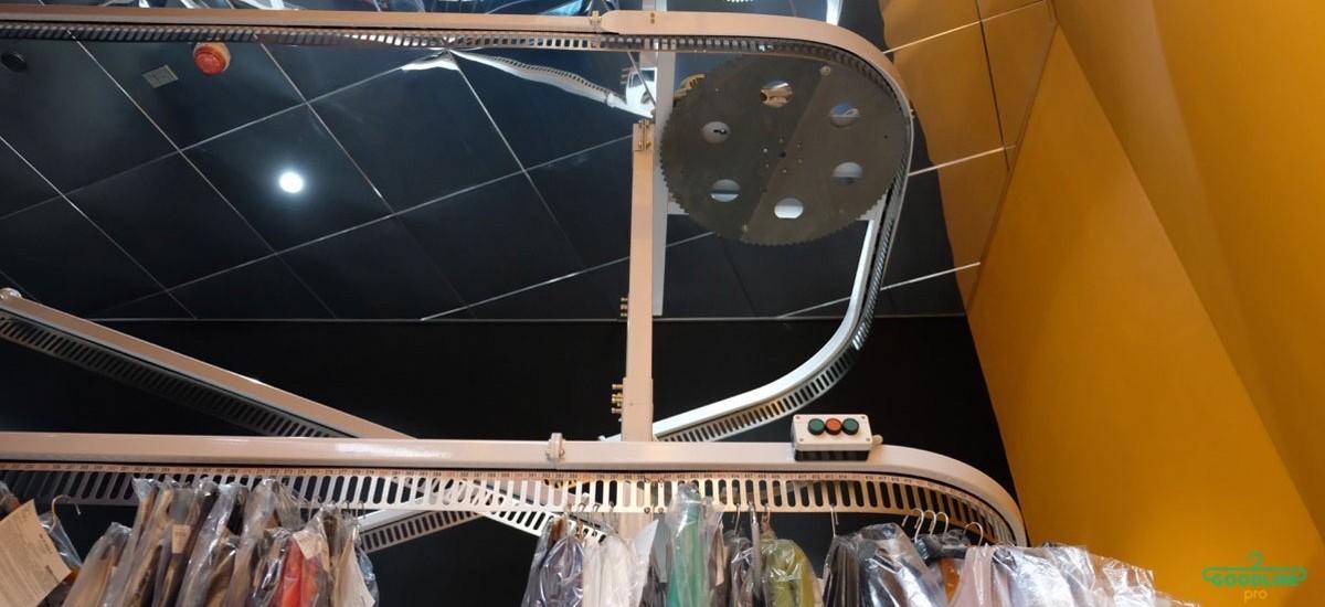автоматический гардероб